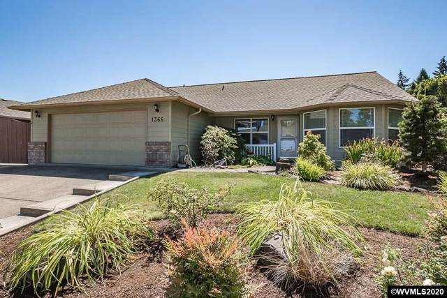 1366 Erika Av NE, Keizer, OR 97303 (MLS #767373) :: Gregory Home Team
