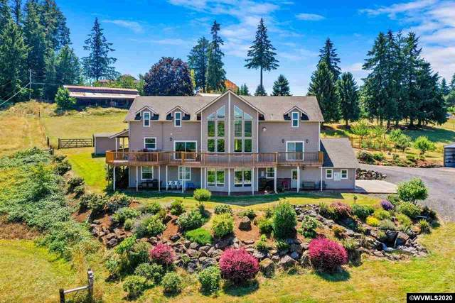 27797 Riggs Hill Rd, Sweet Home, OR 97345 (MLS #767383) :: Gregory Home Team