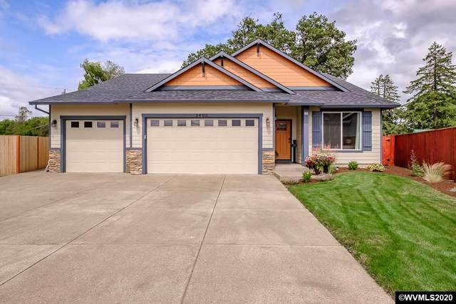 2405 Summit Dr NE, Albany, OR 97321 (MLS #767448) :: Gregory Home Team