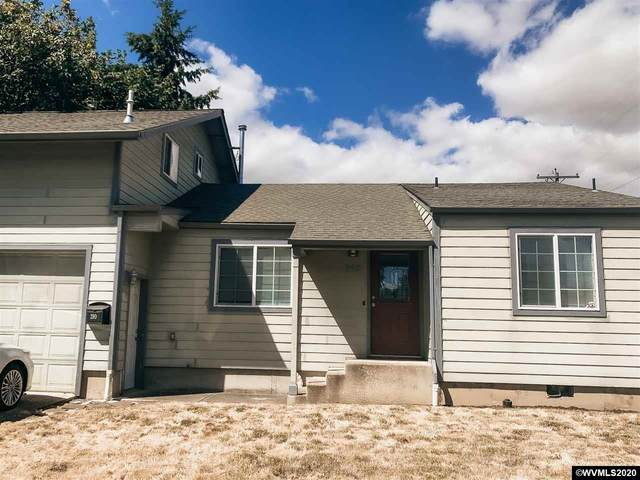 210 Clay St W, Monmouth, OR 97361 (MLS #767530) :: Sue Long Realty Group