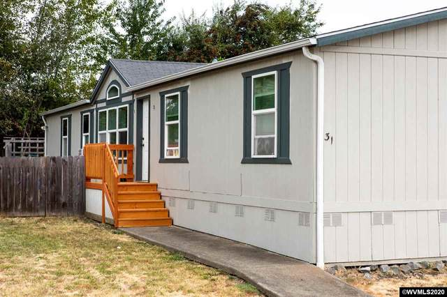1284 N 19th #31, Philomath, OR 97370 (MLS #767606) :: Kish Realty Group