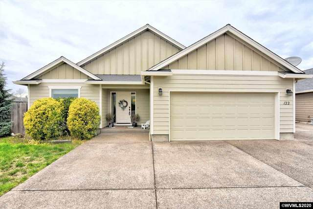 122 N 10th St, Jefferson, OR 97352 (MLS #767679) :: Sue Long Realty Group