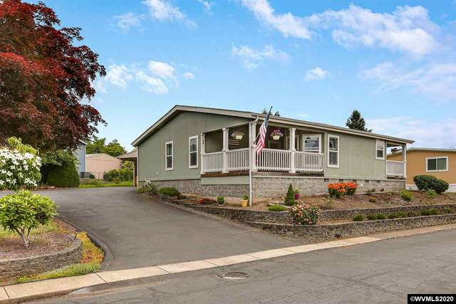 450 SE Lacreole (#55) #55, Dallas, OR 97338 (MLS #767990) :: Change Realty