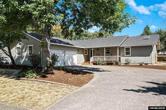 420 Lone Oaks Lp, Silverton, OR 97381 (MLS #768006) :: Gregory Home Team