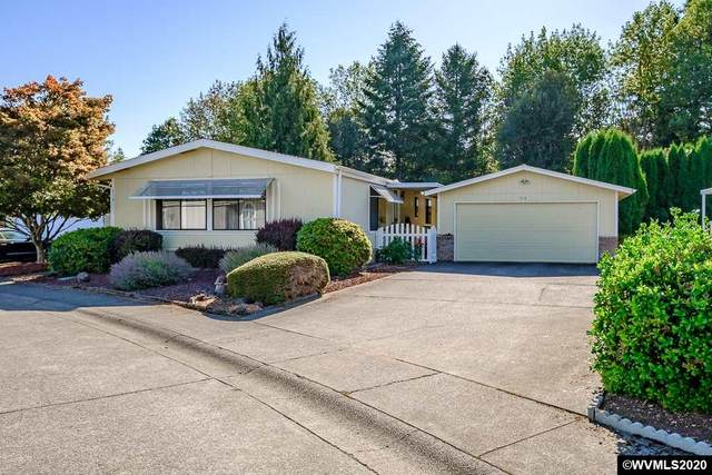 2120 Robins (#218) SE #218, Salem, OR 97306 (MLS #768054) :: Sue Long Realty Group