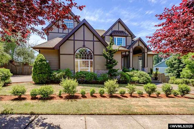 4536 NW Boxwood Dr, Corvallis, OR 97330 (MLS #768195) :: Sue Long Realty Group
