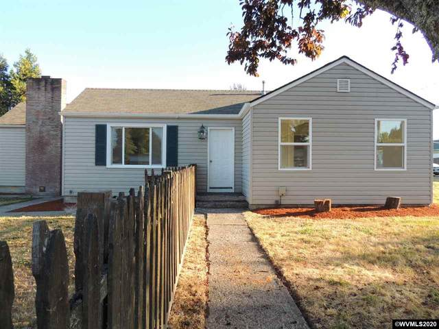 103 Atwater St S, Monmouth, OR 97361 (MLS #768205) :: Sue Long Realty Group