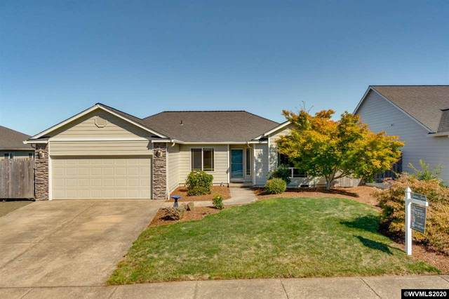 1143 Hazel St, Jefferson, OR 97352 (MLS #768243) :: Coho Realty