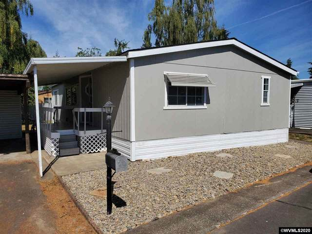 141 17th #17, Independence, OR 97351 (MLS #768258) :: Sue Long Realty Group