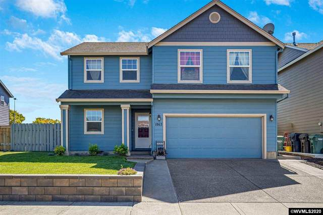 1863 Parkmeadow Av, Monmouth, OR 97361 (MLS #768337) :: Sue Long Realty Group