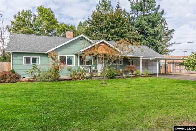 2040 Stoltz Hill Rd, Lebanon, OR 97355 (MLS #768379) :: Gregory Home Team