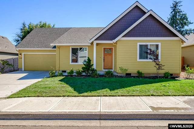 315 NW Pacific Hills Dr, Willamina, OR 97396 (MLS #768398) :: Coho Realty