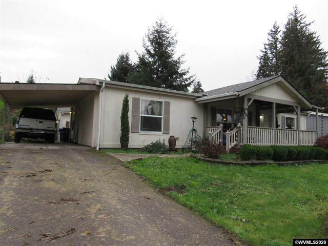 344 SE Hazel St, Mill City, OR 97360 (MLS #768433) :: Kish Realty Group