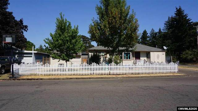 1935 Willamette Av NE, Albany, OR 97321 (MLS #768491) :: Coho Realty