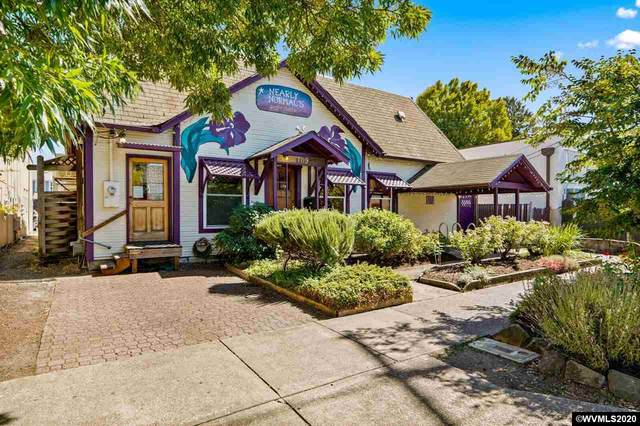109 NW 15th, Corvallis, OR 97330 (MLS #768578) :: Sue Long Realty Group