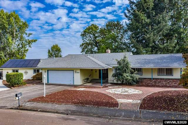 885 Glenwood St, Lebanon, OR 97355 (MLS #768585) :: Gregory Home Team