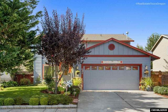 543 Elm Dr E, Gervais, OR 97026 (MLS #768639) :: Change Realty