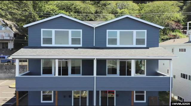 211 NE Williams Av, Depoe Bay, OR 97341 (MLS #768657) :: Sue Long Realty Group