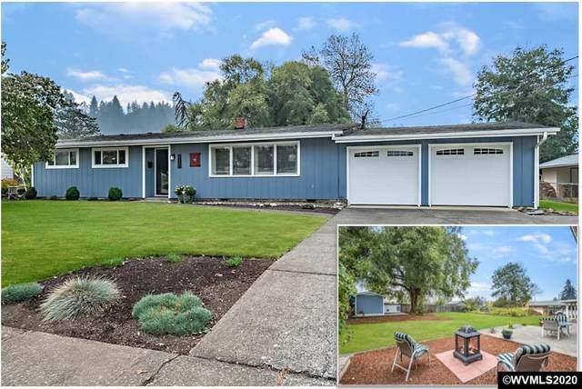810 5th Av, Sweet Home, OR 97386 (MLS #768683) :: Gregory Home Team