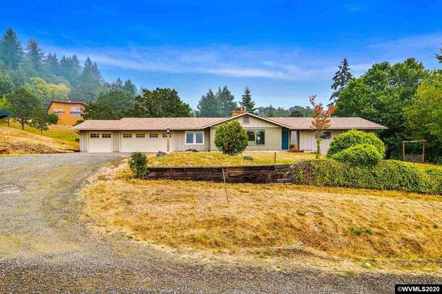 6625 NW Grandview Dr, Corvallis, OR 97330 (MLS #768690) :: Coho Realty