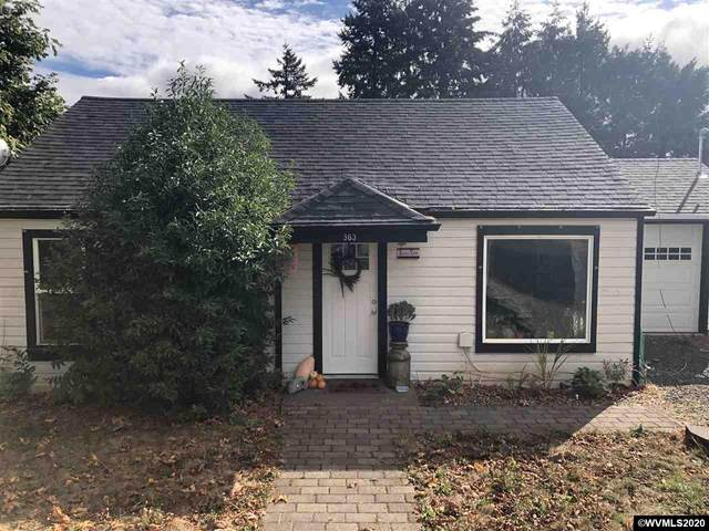 363 N 10th St, Philomath, OR 97370 (MLS #768752) :: Sue Long Realty Group