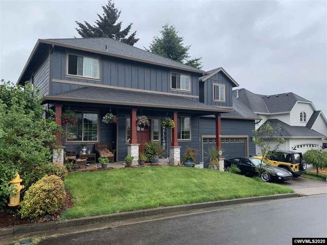 1875 Chukar Pl NW, Salem, OR 97304 (MLS #768753) :: Coho Realty
