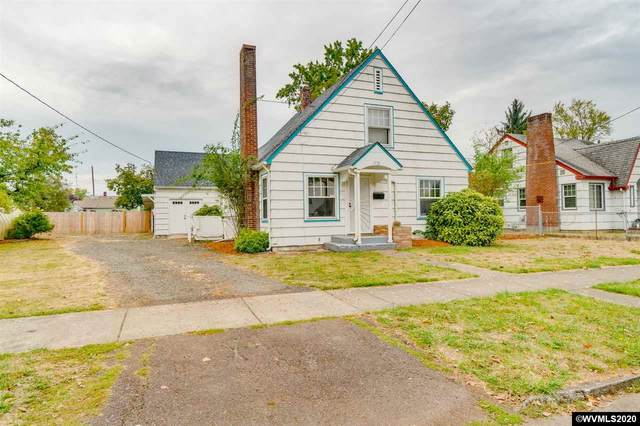 478 W Grant St, Lebanon, OR 97355 (MLS #768822) :: Sue Long Realty Group