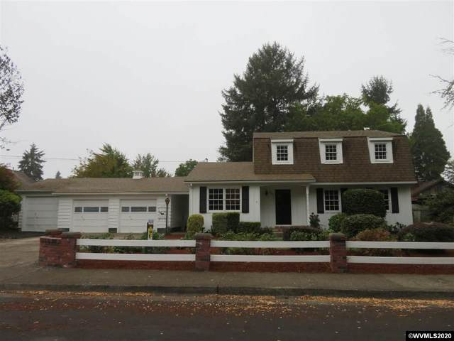 2150 SE Thompson St, Corvallis, OR 97333 (MLS #768863) :: Sue Long Realty Group