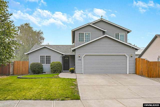 170 N 8th, Jefferson, OR 97352 (MLS #768880) :: Change Realty