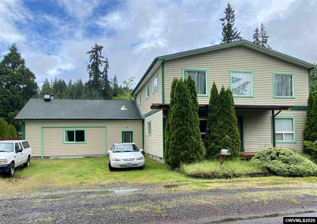 715 NW River Rd, Mill City, OR 97360 (MLS #768913) :: Gregory Home Team