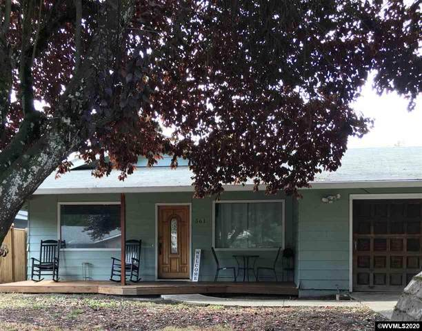 561 Hall St, Woodburn, OR 97071 (MLS #768921) :: Gregory Home Team