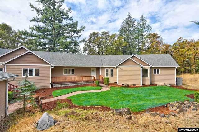 12629 Ridgewood Rd SE, Jefferson, OR 97352 (MLS #769015) :: Sue Long Realty Group