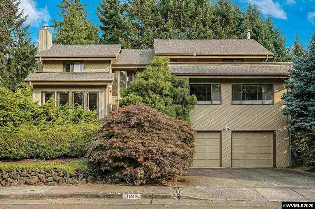 1141 NW Charlemagne Pl, Corvallis, OR 97330 (MLS #769049) :: Sue Long Realty Group