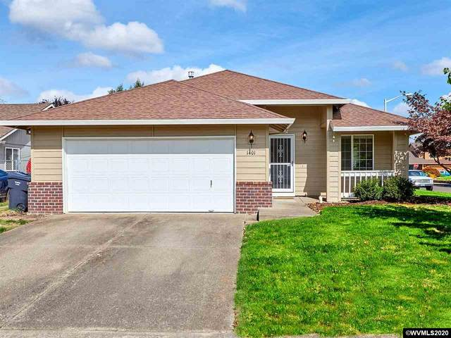 1401 Meadowlawn Pl, Molalla, OR 97038 (MLS #769056) :: Coho Realty