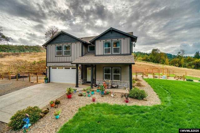 19825 NE Trunk, Dundee, OR 97115 (MLS #769089) :: Coho Realty