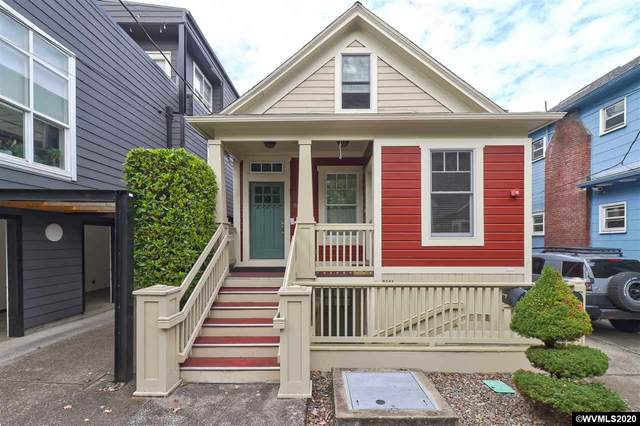 2163 NW Everett St, Portland, OR 97210 (MLS #769092) :: Coho Realty