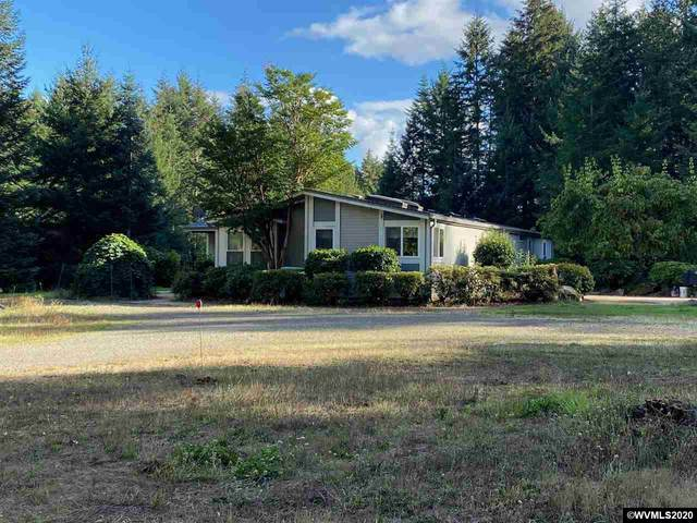 24388 Evergreen Rd, Philomath, OR 97370 (MLS #769206) :: Kish Realty Group