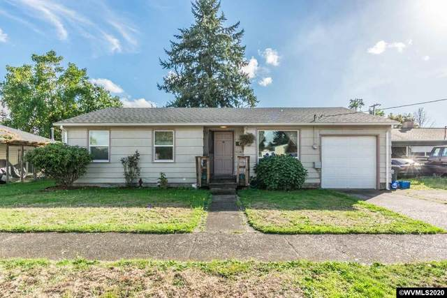 570 E St, Lebanon, OR 97355 (MLS #769265) :: Sue Long Realty Group