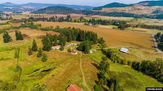 25000 W Brush Creek Rd, Sweet Home, OR 97386 (MLS #769272) :: Kish Realty Group