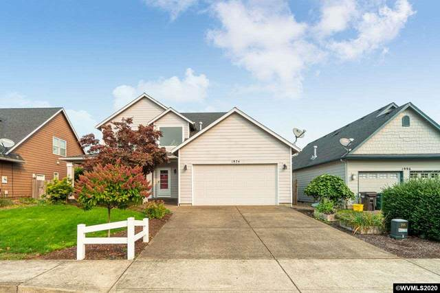 1974 Bentley St E, Monmouth, OR 97361 (MLS #769296) :: Coho Realty