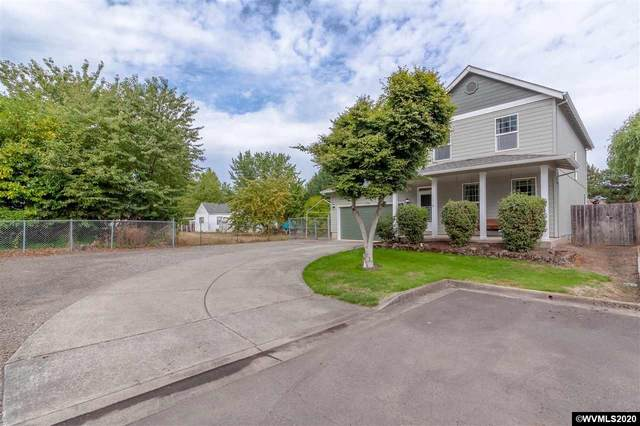 7886 Giles Wy NE, Keizer, OR 97303 (MLS #769365) :: Change Realty