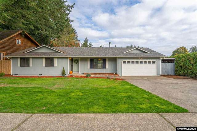 1383 Dawn Dr, Stayton, OR 97383 (MLS #769546) :: Kish Realty Group
