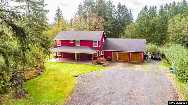 27481 Riggs Hill Rd, Sweet Home, OR 97386 (MLS #769588) :: Song Real Estate