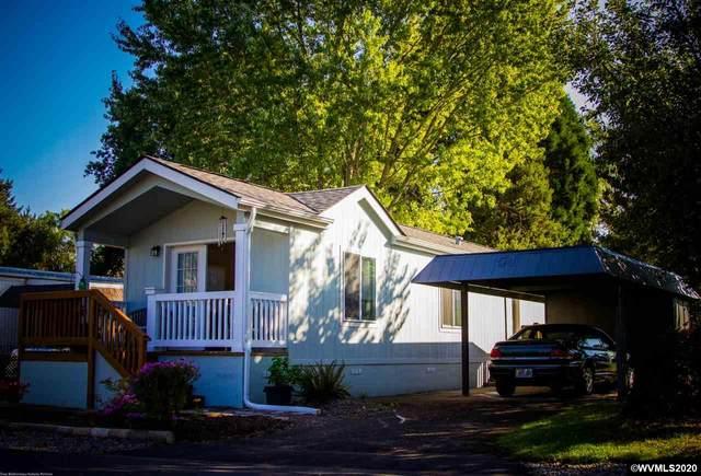 4915 Swegle (#54) NE #54, Salem, OR 97301 (MLS #769596) :: Sue Long Realty Group