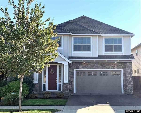 933 SE Bayshore Cl, Corvallis, OR 97333 (MLS #769731) :: Sue Long Realty Group