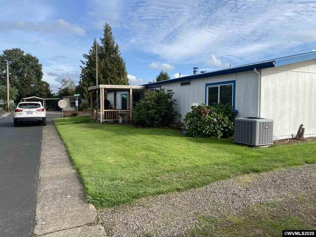 4730 Auburn (#72) NE #72, Salem, OR 97301 (MLS #769852) :: Sue Long Realty Group