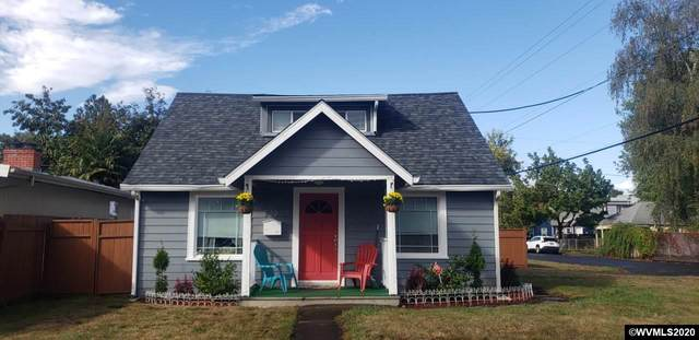 2495 5th St NE, Salem, OR 97301 (MLS #769889) :: Sue Long Realty Group