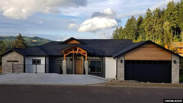 6324 Lakepointe Wy, Sweet Home, OR 97386 (MLS #769911) :: Song Real Estate