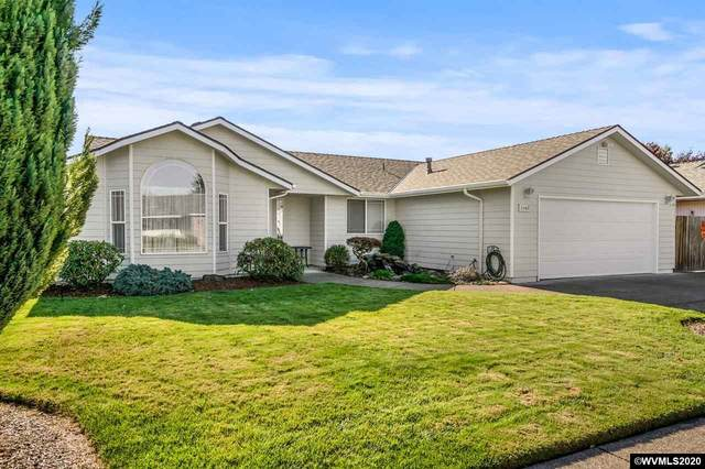 1668 Eagle St, Stayton, OR 97383 (MLS #769912) :: Premiere Property Group LLC
