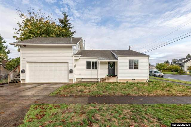 210 Clay St W, Monmouth, OR 97361 (MLS #769945) :: Song Real Estate